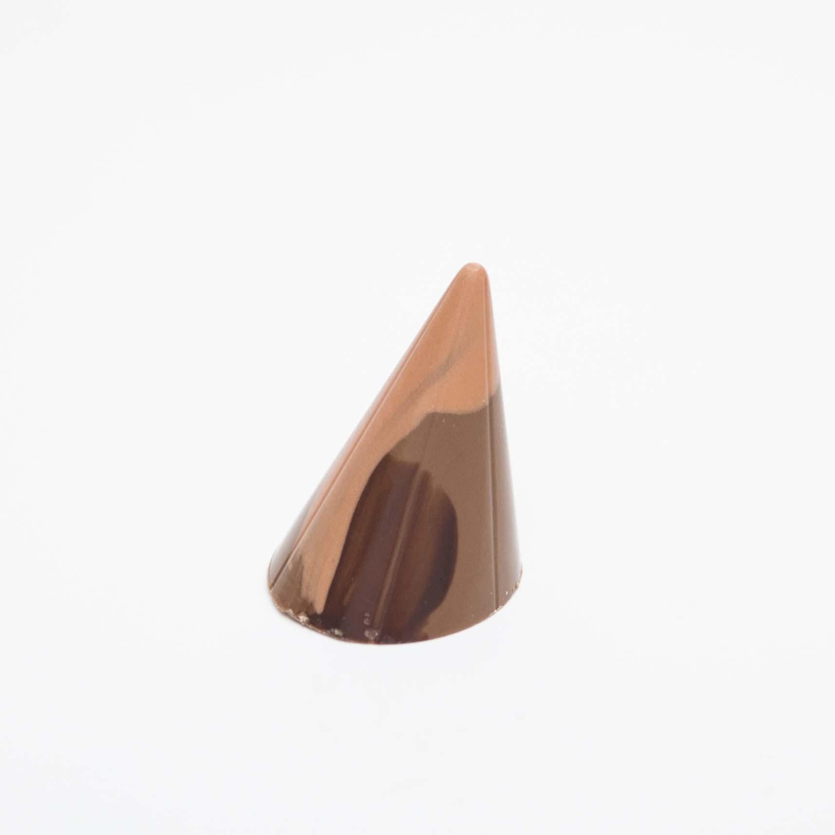 Caramel Puntjes 3028 (chocolade)