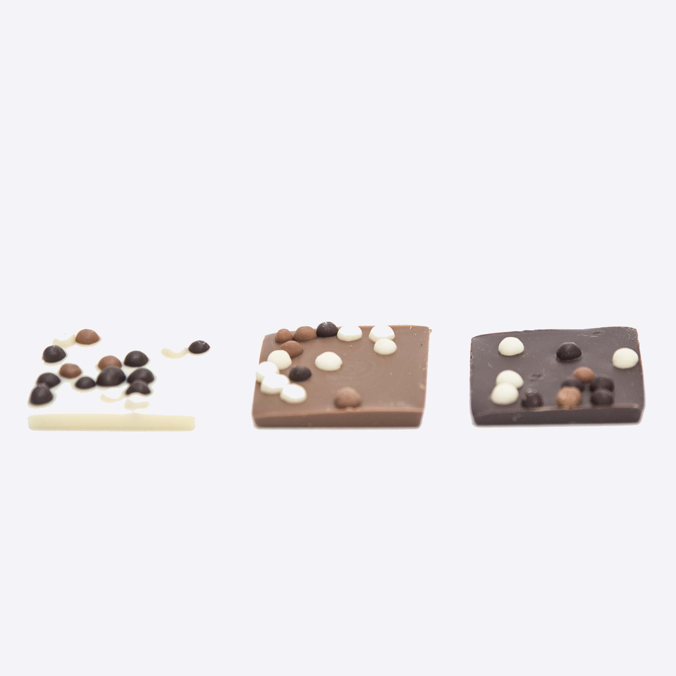 Crispflikjes 4015 (chocolade)