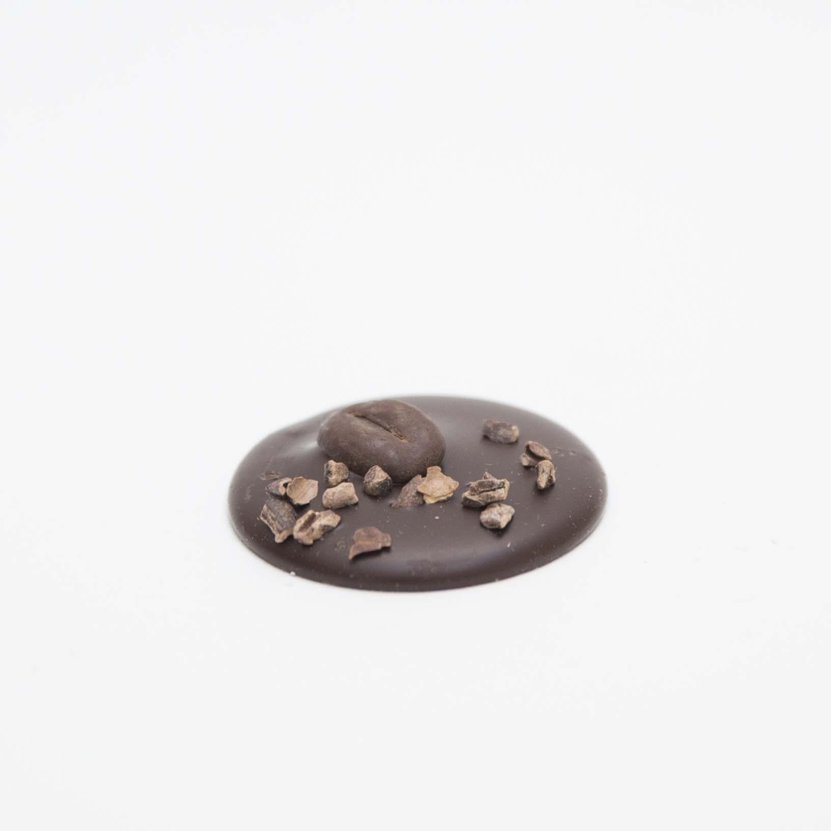Espressoflikjes 4014 (chocolade)