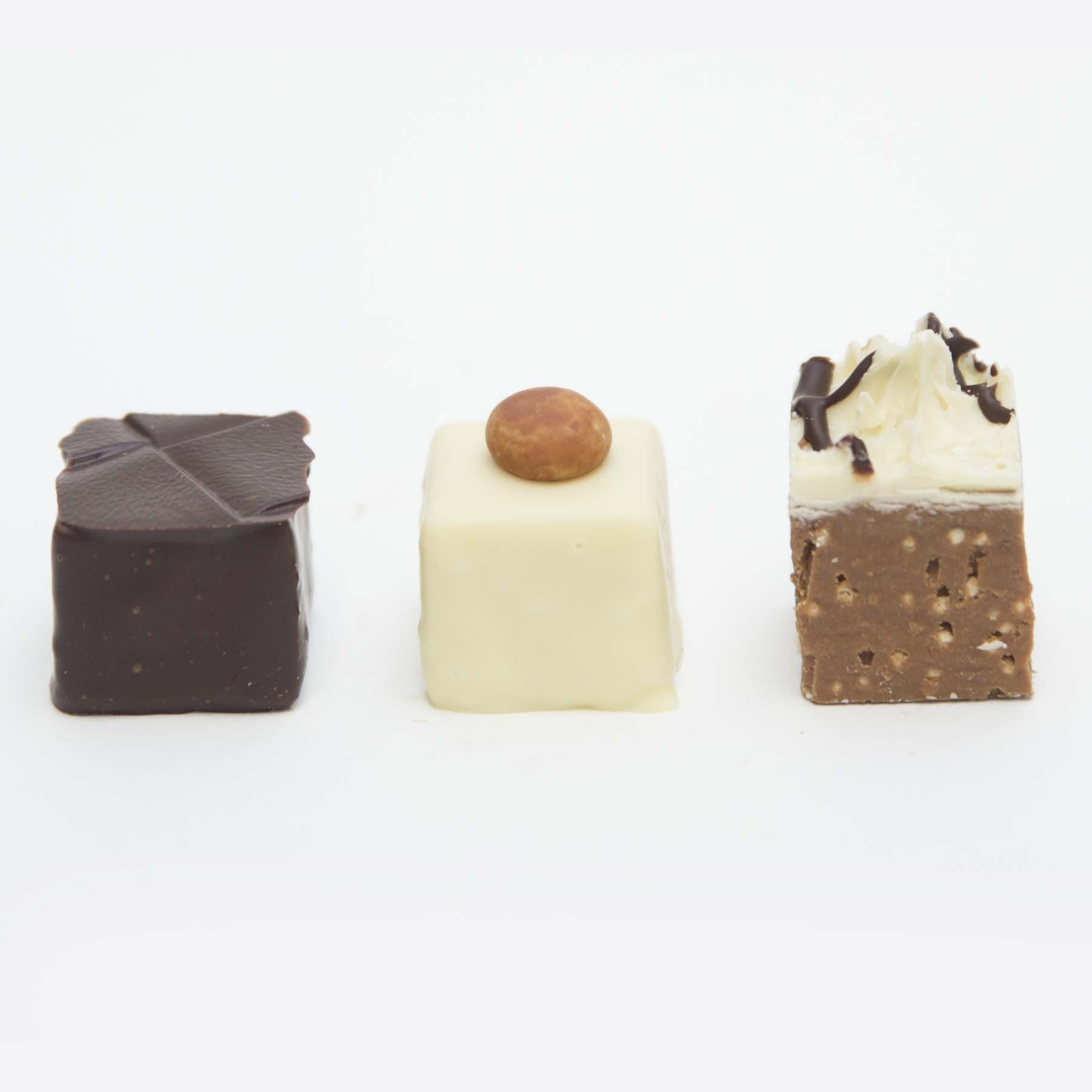 High Tea bonbons 9018 (chocolade)