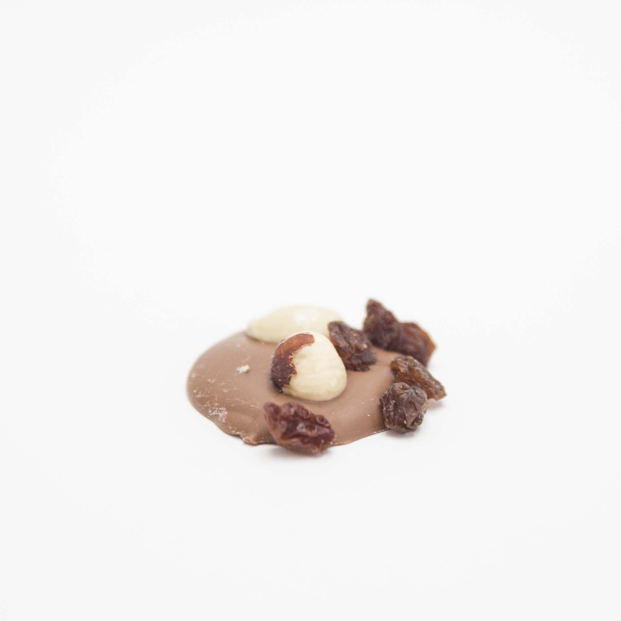 Mini Studenten Flikjes 3030 (chocolade)